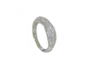 925 STERLING SILVER RING.