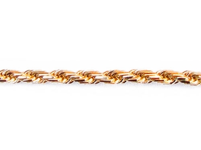 FRENCH ROPE DIAMOND CUT