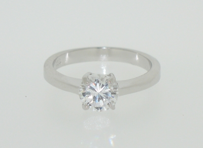 925 SOLITAIRE RING