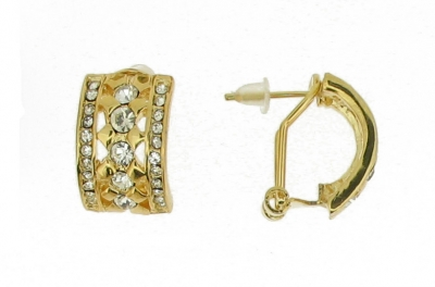 EARRINGS PIN (WITH EUROCLIP)